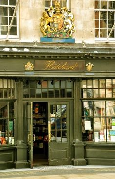 Hatchards Bookshop, London - Olga Papatriantafyllou - Google+