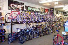 Jim Serger  : Bike shop creates a loyal customer.