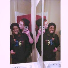 Black Girl White Boy Love