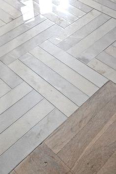 Creative Tile Flooring Patterns