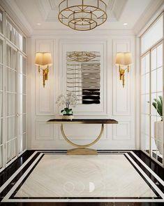 One enchanted evening 63 raquo birdexpressions com – A Fashion Clothing Jewelry Marble Flooring Design, Lobby Interior Design, Foyer Design, Luxury Living Room, Luxury Interior, Apartment Interior Design, Floor Design, Home Decor, House Interior