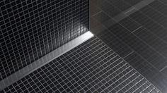 Kessel-#canaletta al posto di un piatto doccia