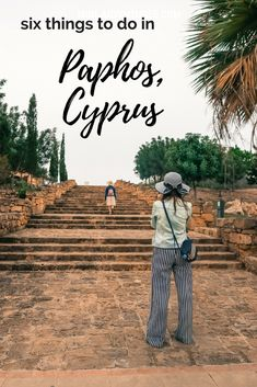 Kato Paphos Archaeological Park and other things to do in PaphosOld Townon a short break to Cyprus | Europe travel | What to do in Cyprus | UNESCO World Heritage Sites | Europe city break vacation ideas #cyprus #europe