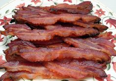 Oven-Fried Bacon - No mess, no cleanup!