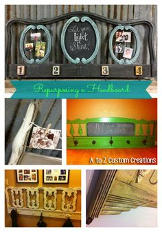 Repurposed Goodnesss-My Favorite Headboard Upcycles