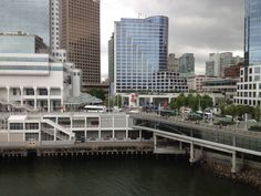 Canada Place, Vancouver, BC June 2013