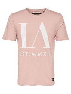 aced72c5742 PRINTED T-SHIRT V Neck T Shirt