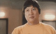 My six year old niece thinks she can beat me up because she does karate (gif) // Haha, yes. Sammo Hung, Jackie Chan, Karate, Best Funny Pictures, Year Old, True Stories, Beats, Haha, Funny Memes