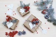 Idee per Natale pacco regalo originale fai da te