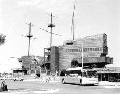 Florida Memory - Treasure ship attraction - Panama City, Florida
