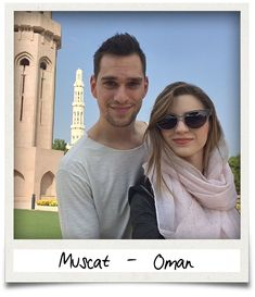 Travel - Pagina 1 - Cristina Ciobanasu si Vlad Gherman - We are ONE Muscat, Shoulder Tops, Us Travel, Mosque