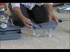 How to attach the Kirby Vacuum Carpet Shampooer - Sentria