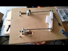 DIY Cessna style rudder pedals. - YouTube
