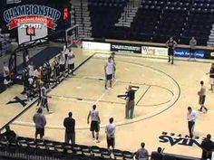 This post contains three videos from Xavier practice with Head Basketball Coach Chris Mack. The first triangle rebounding drill emphasizing taking the rebound aggressively. The second video is a 5 on 5 defensive drill requiring the defense to play perfectly…Read more →