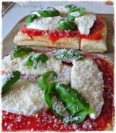 Rezepte mit Herz ♥: Flatbread Pizza