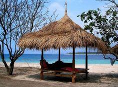Gili Trawangan island: no cars, no motorbikes, no dogs, no ATMS, no police. Absolute Paradise.
