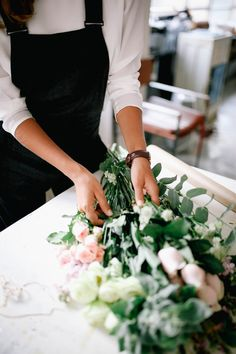 dustypalms:A Quick Guide to Designing the Perfect Flower Bouquet My Flower, Flower Power, Cactus Flower, Fresh Flowers, Beautiful Flowers, Exotic Flowers, Purple Flowers, Flower Boutique, Flower Studio