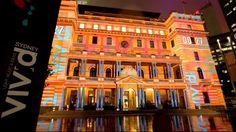 Vivid Sydney 3D Mapping3
