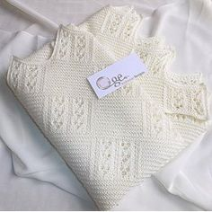 Quick Knit Baby Blanket