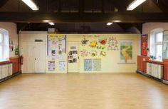 Stopgap 300 HD and Stopgap 600 Base were used to refurbish the floor at Emmanuel Baptist Church in Hampshire.