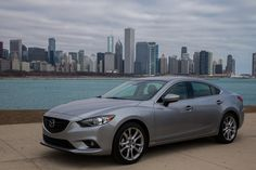 """""""The midsize has always been touted as the total package, and the Mazda6 is as close as automakers have come in delivering on style, economy, roominess, versatility and sportiness."""""""