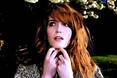 I liked Florence and the Machine's music, but I didn't know who they were. I also didn't know her real name was Florence.
