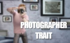 Photographer Trait! by simshout at Mondo Sims • Sims 4 Updates