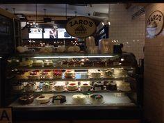 Zaro's Bakery at Grand Central