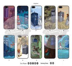Disney Doctor Who iPhone 5s case, iPhone 5C Case iPhone 5 case, iPhone 4 Case Disney iPhone case Phone case ifg-000148 on Wanelo