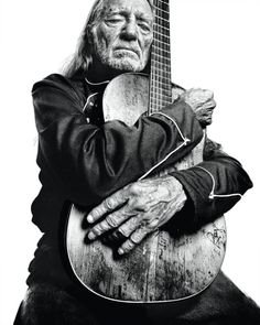 Willie Nelson photo by Platon