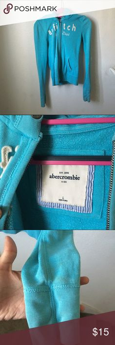 Abercrombie jacket! It is dirty on the sleeve and on the bottom but I'm sure your able to clean it abercrombie kids Jackets & Coats