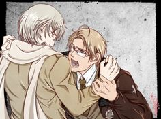 Better Give Up by 3721 - Hetalia - America / Russia