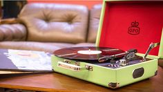 GPO Turntable, Music Instruments, Retro, Record Player, Rustic, Musical Instruments, Mid Century