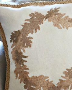 EASY NO-SEW BURLAP L