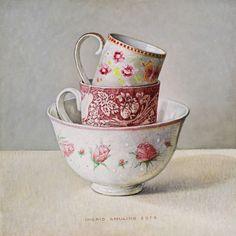 Galerie Van Veen - Ingrid Smuling - De galerie in Dordrecht voor hedendaags realistische kunst