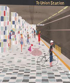 Nick Lu: Los Angeles Metro. Check out his Pinterest page: nicklu