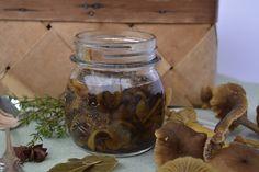 Viikonloppukokki: Suppilovahverohillo - kun sieniä riittää säilöttäv...
