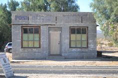Post Office in Kelso, California