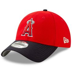 the best attitude a0147 f08c2 Men s Los Angeles Angels New Era Red Navy 2019 Batting Practice 9TWENTY Adjustable  Hat, Your Price   25.99