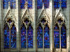 """Author and Photographer: """"Great Gothic Cathedrals of France, A Visitor's Guide"""" (ORO Editions Medieval French architecture, sculpture and stained glass and Renaissance stained glass. French Architecture, Architecture Details, France, Sculpture, Gothic Art, Beautiful Buildings, Art History, Barcelona Cathedral, Worship"""
