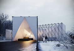 Design Envy · Is This the Most Surprising Location for a Pop-up Restaurant?