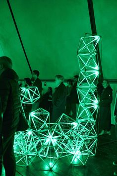 Olafur Eliasson's 'Green light' responds to refugee crisis and civic transformation in Europe