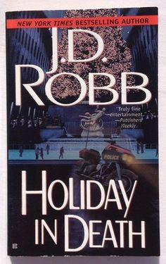Holiday in Death - J D Robb / Nora Roberts (1998, Paperback) #7 In Death Series