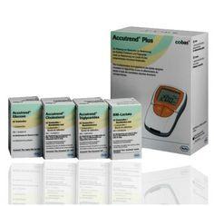 Прибор для измерения холестерина Accutrend Plus (Аккутренд Плюс)