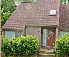 The Cedar Townhouse Lodges, Townhouse, Garage Doors, Heaven, Outdoor Decor, Home Decor, Cabins, Sky, Decoration Home
