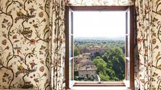 Villa Fiama - Tuscany  Exception palace from the 19th century, particularly elegant, with 10 rooms, surrounded by a beautiful Italian garden with large outdoor pool and indoor pool. #pool #villanovo #luxury #villa #travel #guide #rental #view #italy #europe