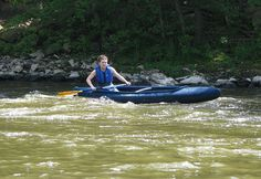 Czech Adventures event - Canoeing on Ohre river