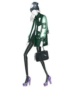 ALEXANDER WANG PRE FALL 16 #alexanderwang #alessandradegregorio #fashion…