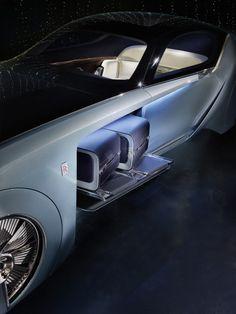 Концепт Rolls-Royce Vision Next 100: будущее роскоши - Cardesign.ru - Главный ресурс о транспортном дизайне. Дизайн авто. Портфолио. Фотогалерея. Проекты. Дизайнерский форум.