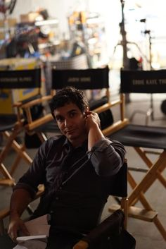 Elyes Gabel as Walter O'Brien in the CBS hit drama Scorpion (Season 2 -- Sep 21)